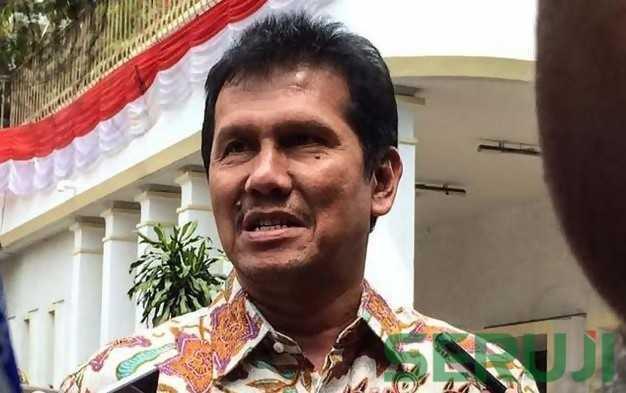Menteri Asman Abnur