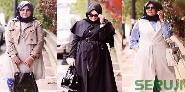 Trik Fashion Untuk Postur Tubuh Besar Seruji