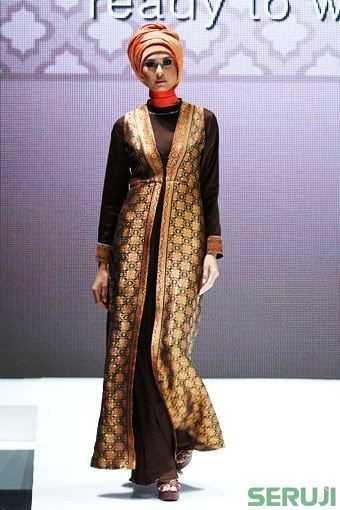 Tips Padu Padan Hijab dan Batik — SERUJI