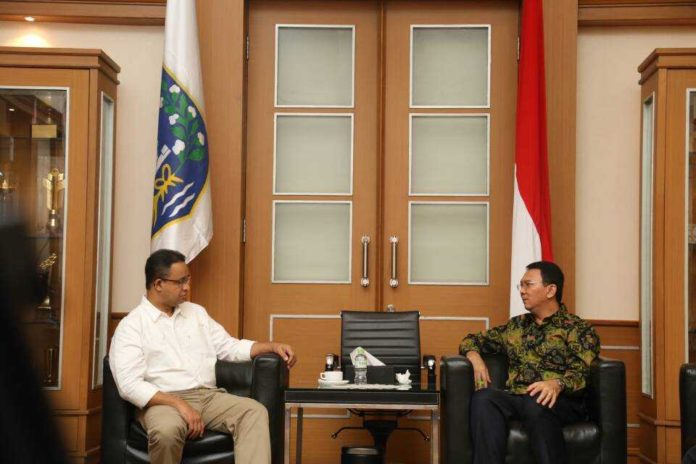 anies, ahok