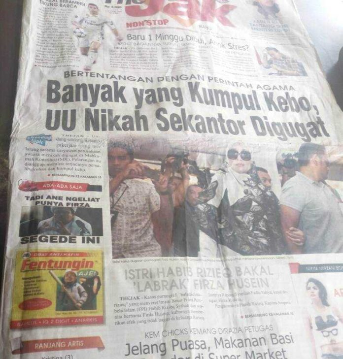 harian the jak