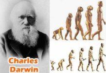 charles darwin, teori evolusi