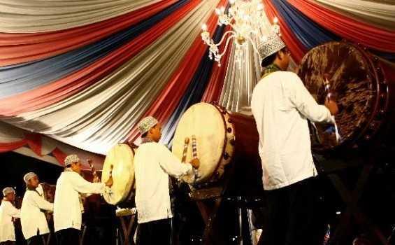 festival takbiran, festival bedug