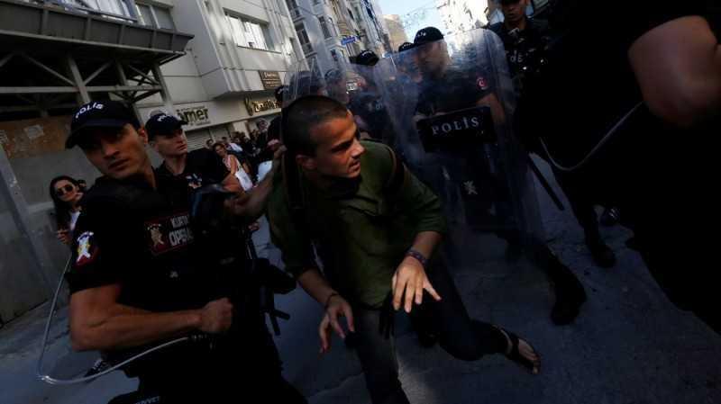 turki, parade gay, gay pride