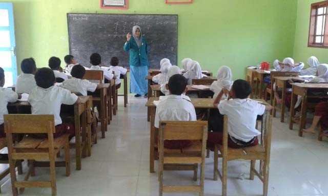 sekolah dasar, kelas
