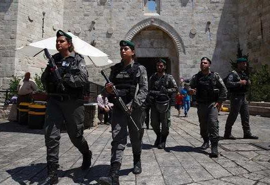 israel, yerusalem, al-quds