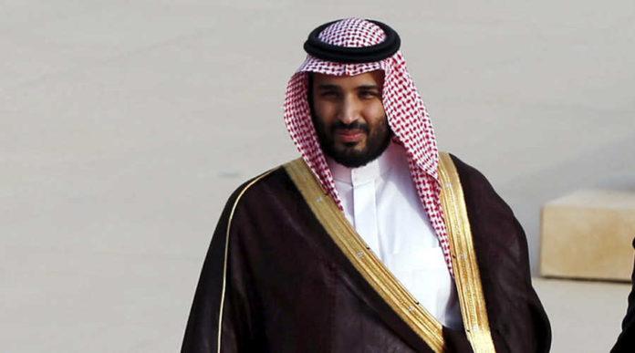 Muhammad bin Salman, pangeran saudi