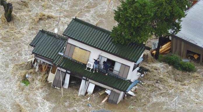 jepang banjir
