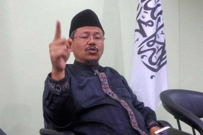 Ismail Yusanto, Jubir HTI, Hizbut Tahrir Indonesia