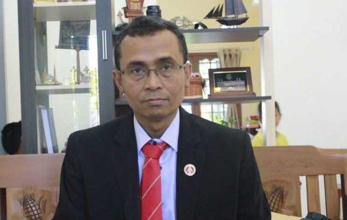 dr. Djallalluddin, MKes, PKK, Sp PD, FINASIM