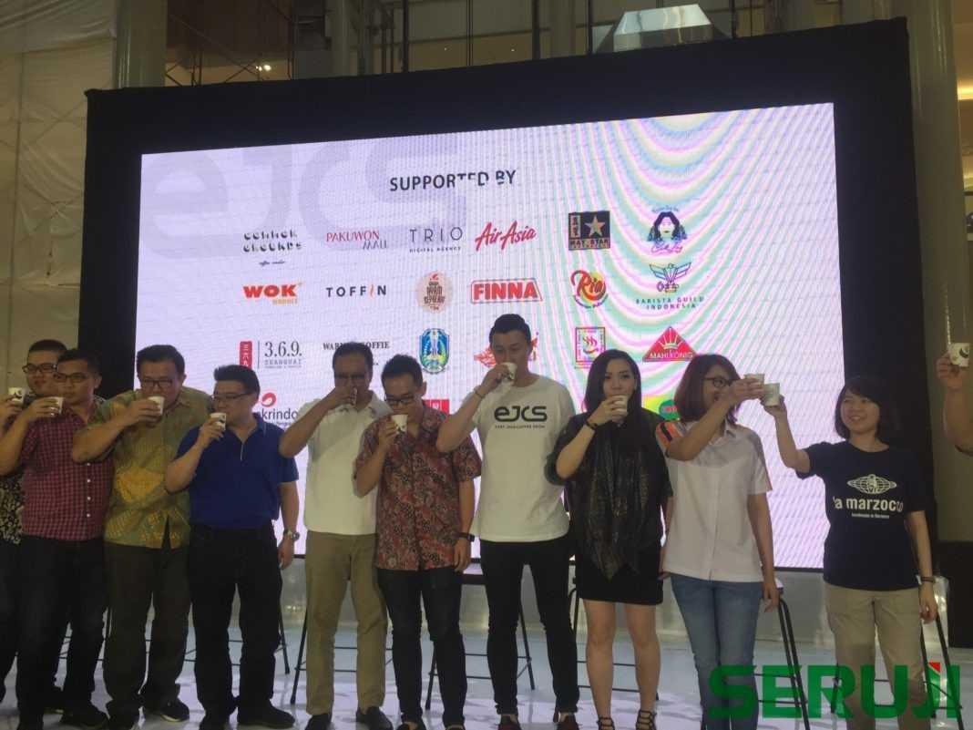 East Java Coffe Show