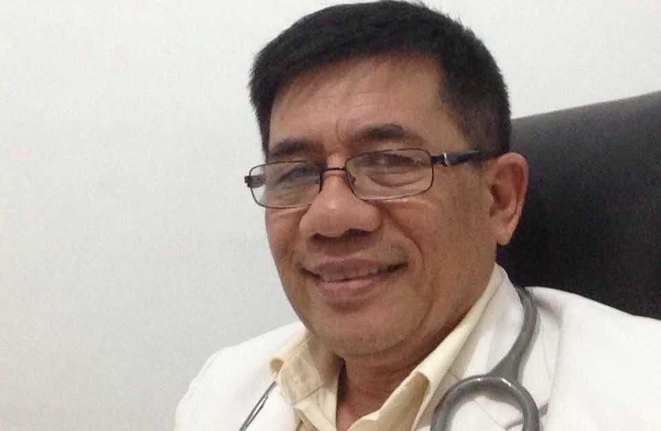 dr. Irsyal Rusad, Sp PD,