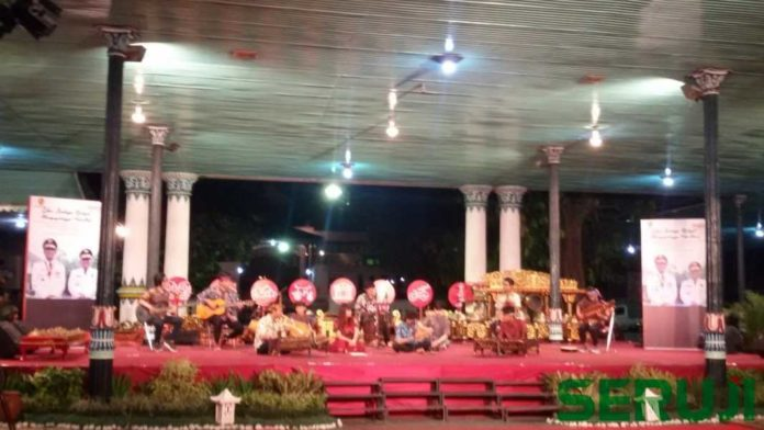 Gelar Budaya di Pagelaran Keraton Yogyakarta