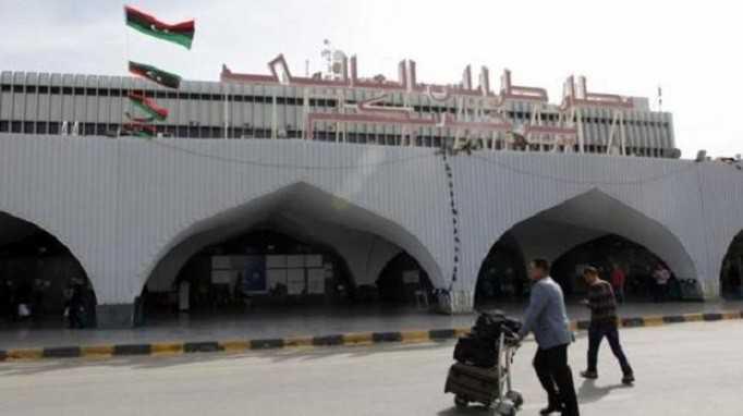 Bandara Tripoli Libya ditutup sementara.