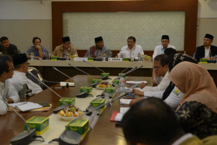 Sekretaris Daerah Aceh Dermawan