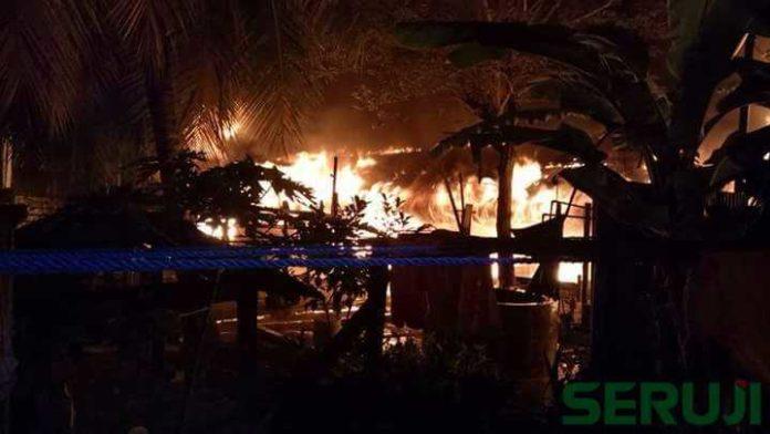 Kebakaran komplek Dayah Bustanul Huda, Aceh Timur