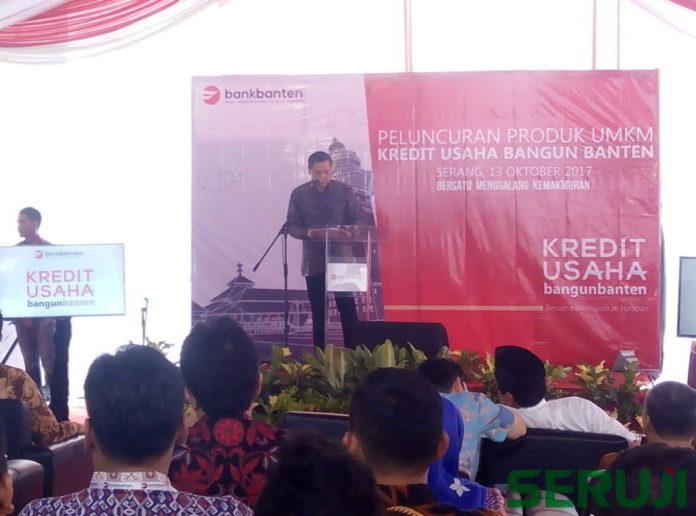 Dirut Bank Banten Fahmi Agus Mahesa