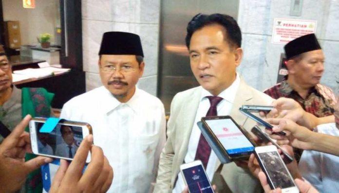 Ismail Yusanto, Yusril Ihza Mahendra