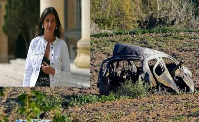 Jurnalis Malta Daphne Caruana Galizia tewas