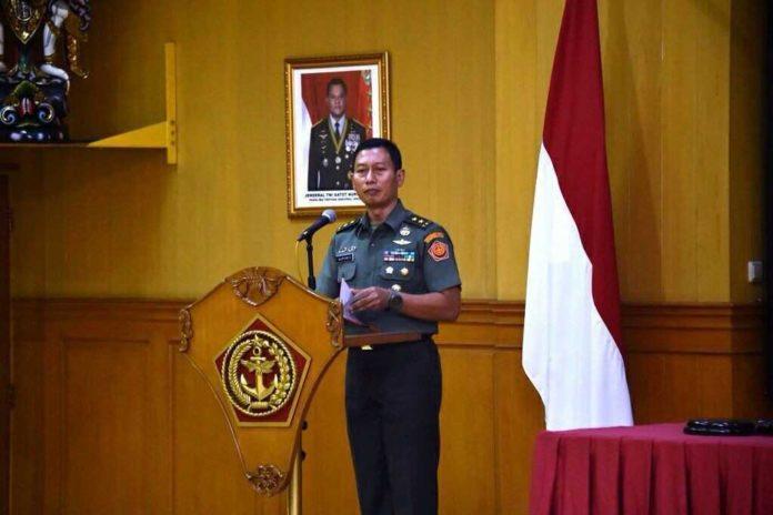 Mayjen TNI Wuryanto