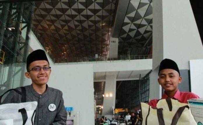 Muhammad Abdul Faqih (21) dan Muhammad Khairurrazaq (15)