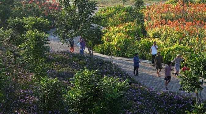 Taman Harmoni Surabaya