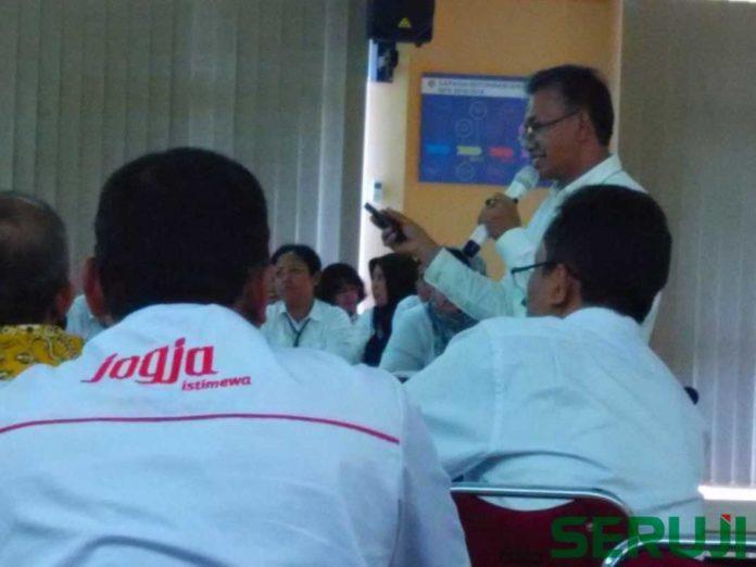 Kepala BPS DI Yogyakarta, JB Priyono