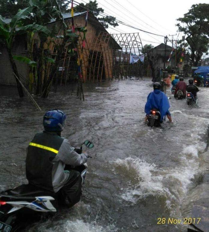 Banjir di Yogyakarta