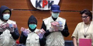 Basaria Panjaitan dan uang hasil OTT KPK