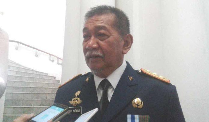 Plt Gubernur dari Polisi