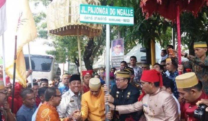 Jalan Pajonga Daeng Ngalle