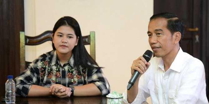 Jokowi dan Kahiyang