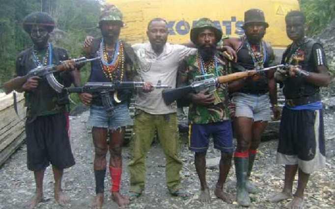 Kelompok Kriminal Bersenjata