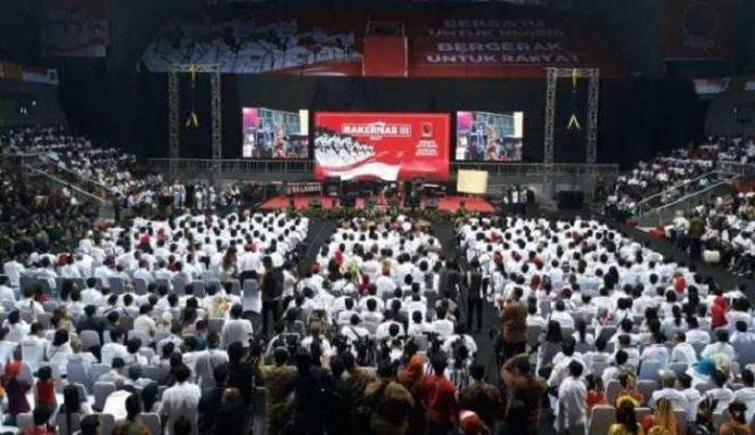 Rakernas Relawan Jokowi
