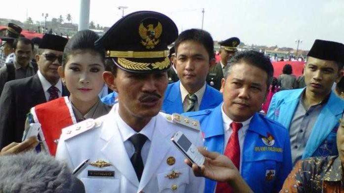 Walikota Palembang Harnojoyo