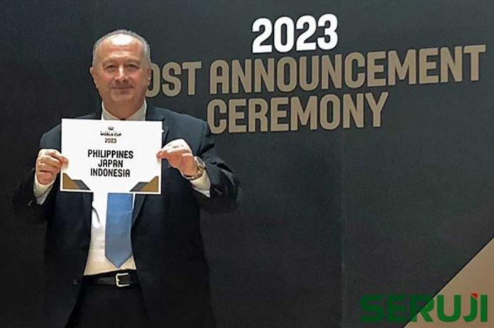 Pengumuman Pemilihan Tuan Rumah FIBA World Cup
