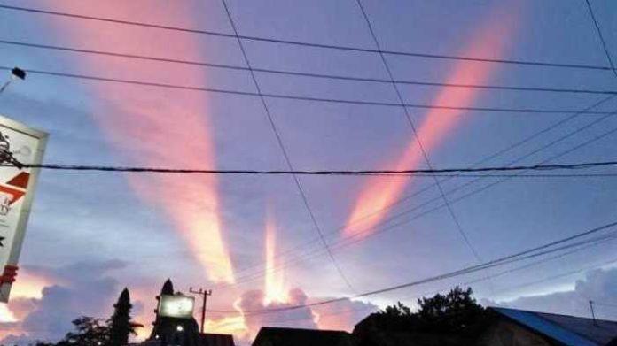Langit di Barabai