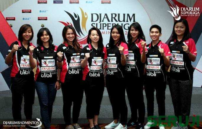 Tim PB DJarum