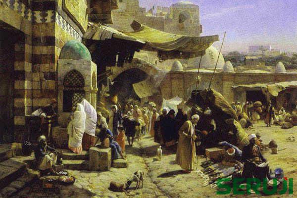 ekonomi-Arab-zaman-old
