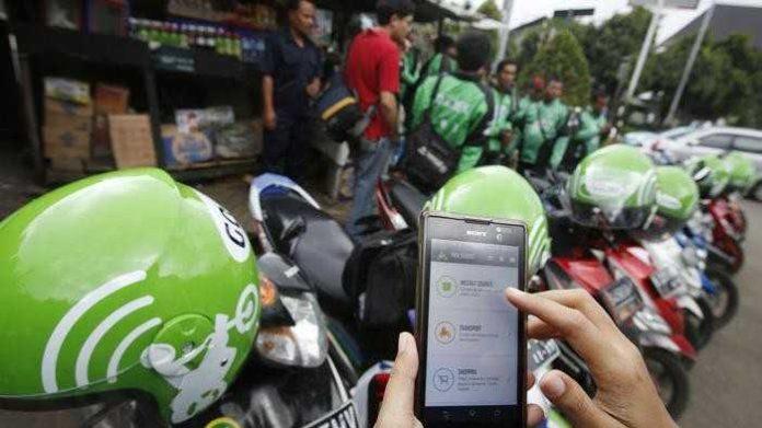 Aplikasi transportasi online