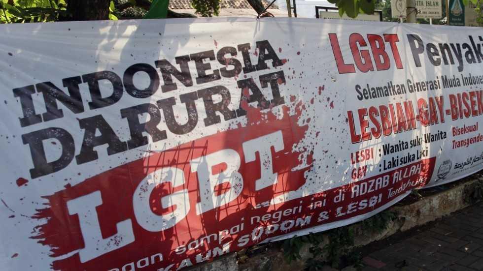 tolak LGBT