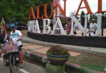 bersepeda keliling indonesia
