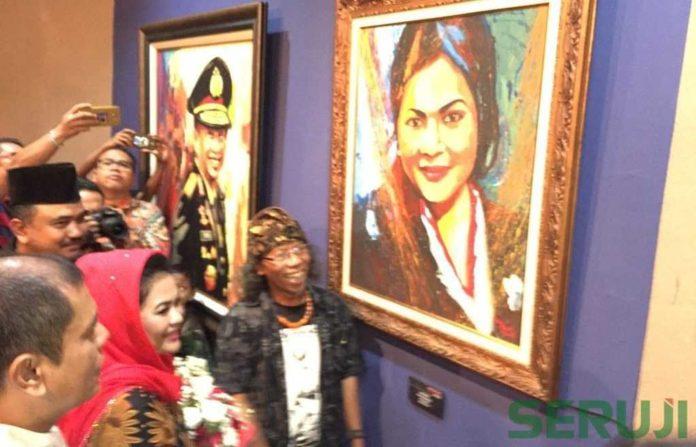 Lukisan Puti Soekarno