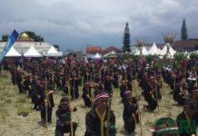 rampak silat bambu runcing