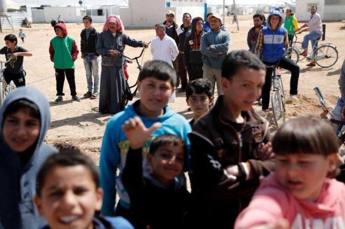 pengungsi Suriah