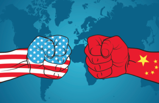 Perang dagang china vs AS