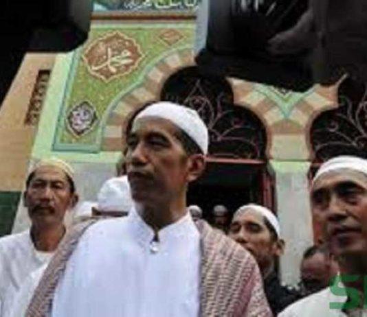 Jokowi Muslim