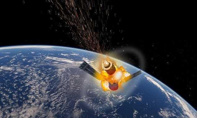 Tiangong-1 jatuh