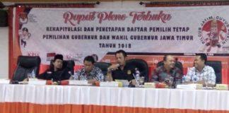 DPT Pilgub Jatim