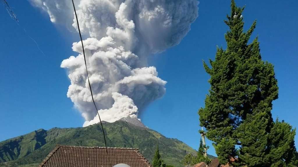 BNPB: Status Gunung Merapi Tetap Normal — SERUJI